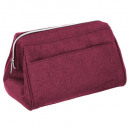 wholesale Travel Accessories: pink frame, dark pink toiletry bag