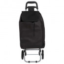 watercolor trolley black, black