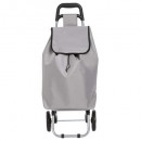 watercolor trolley gray, gray