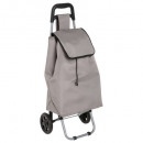 watercolor trolley taupe, taupe