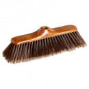 broom head the original, brown