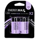 wholesale Batteries & Accumulators: power batteries plus lr14 x2, yellow