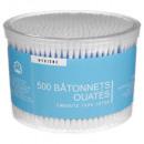 mayorista Articulos de higiene: varillas de algodón x500, 3- veces surtido , ...
