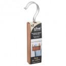 mothproof hanger cedar x2