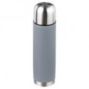 Großhandel Thermoskannen:Isolierflasche grau 0,5l