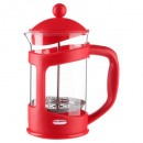 cafetiere piston esse 80cl, 3-fois assorti