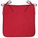 galette chair microphone red 39x39, red