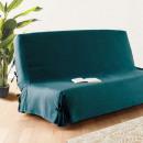 canar sofa cover 140x200, duck blue