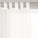 mayorista Casa y decoración: tabs blancos140x240 x2, blanco