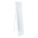 mirror s / foot plate blc 37x157, white