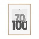 cadre photo naturel 70x100 eva, beige
