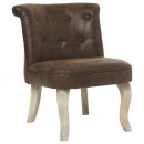 armchair effect pu calixte pm, brown