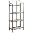 Shelf 4 storey recup, colorless