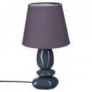 ceramic lamp pebble pm h30 x3, 6- times assorted ,