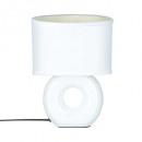 Lampada tonda in ceramica h26, 6 volte assortito ,