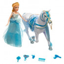 doll with horse and access, 2- times assorted , mu