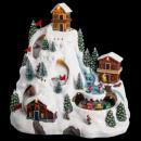 karácsonyi falu sípálya super g lm