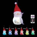 Weihnachtsdekoration Licht Weihnachtskugel Plastiq