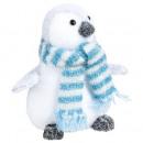 decorazione pinguino baby h16cm