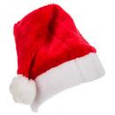 sombrero adulto felpa santa
