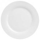 assiette dessert ronde 20cm, blanc