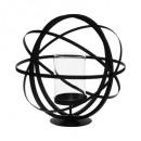 photoph metal bal + tube vr pm, zwart