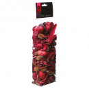 140 g frambozenpot pourri, medium roze