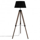 floor lamp trep runo black h145, black