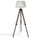 floor lamp trep runo linen h145, beige