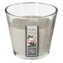 candle scented glass nina box 135g, 4-time assor