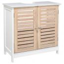 wholesale Garden & DIY store: under cabinet white wood, beige