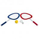 zachte rackets x2 + bal + vlucht