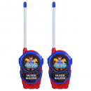 walkie talkie x2, 2- maal geassorteerd