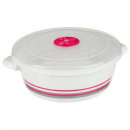wholesale Microwave & Baking Oven: cocotte microwave waves 2l deco, 4- times assorted