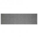 chemin table texa gris 38x140, gris clair