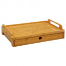 Bamboo drawer tray 43x31cm