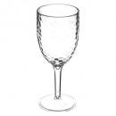 Copa de vino 35cl estiva, transparente.