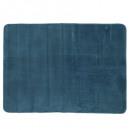 tapis velours orage 120x170, bleu orage