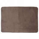 tapis velours taupe 120x170, taupe