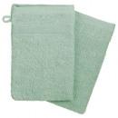 handschoen x2 450 gsm celadon 15x21, groen