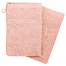 handschoen x2 450 gsm roze 15x21, roze