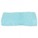 serviette 450gsm aqua 30x50, bleu