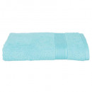 wholesale Bath & Towelling: bed linen shower 450 aqua 70x130, blue