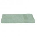 Paño de baño de 450 g / m² de 100x150, verde.
