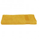 cloth 450gsm ocher bath 100x150, yellow
