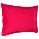 Funda de almohada fucsia 50x70, rosa