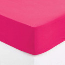bed linen cover fuchsia 140x190, pink