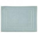 Alfombra de baño frost de 700 g / m2 50x70, azul c
