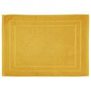 700gsm ocher bath mat 50x70, yellow