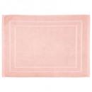 Alfombra de baño rosa 700gsm 50x70, rosa